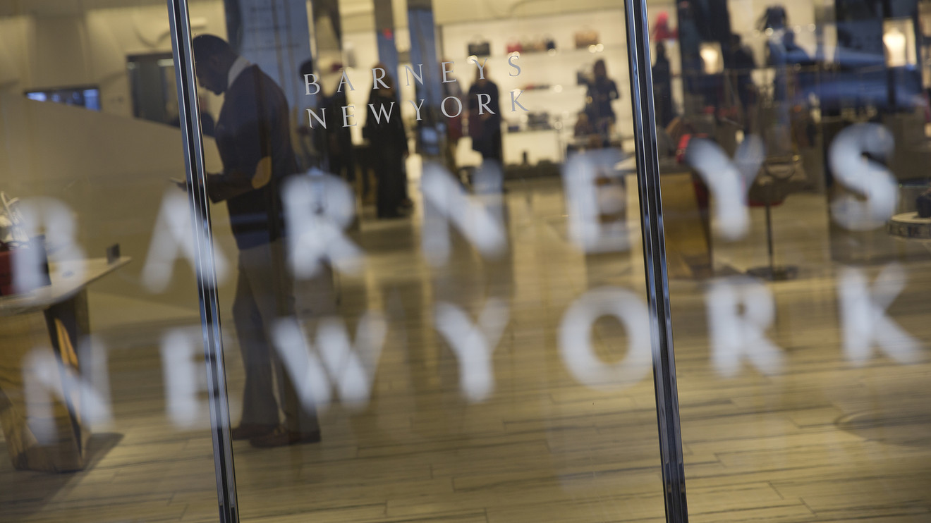 the-wall-street-journal:-authentic-brands,-saks-team-up-to-bid-for-barneys