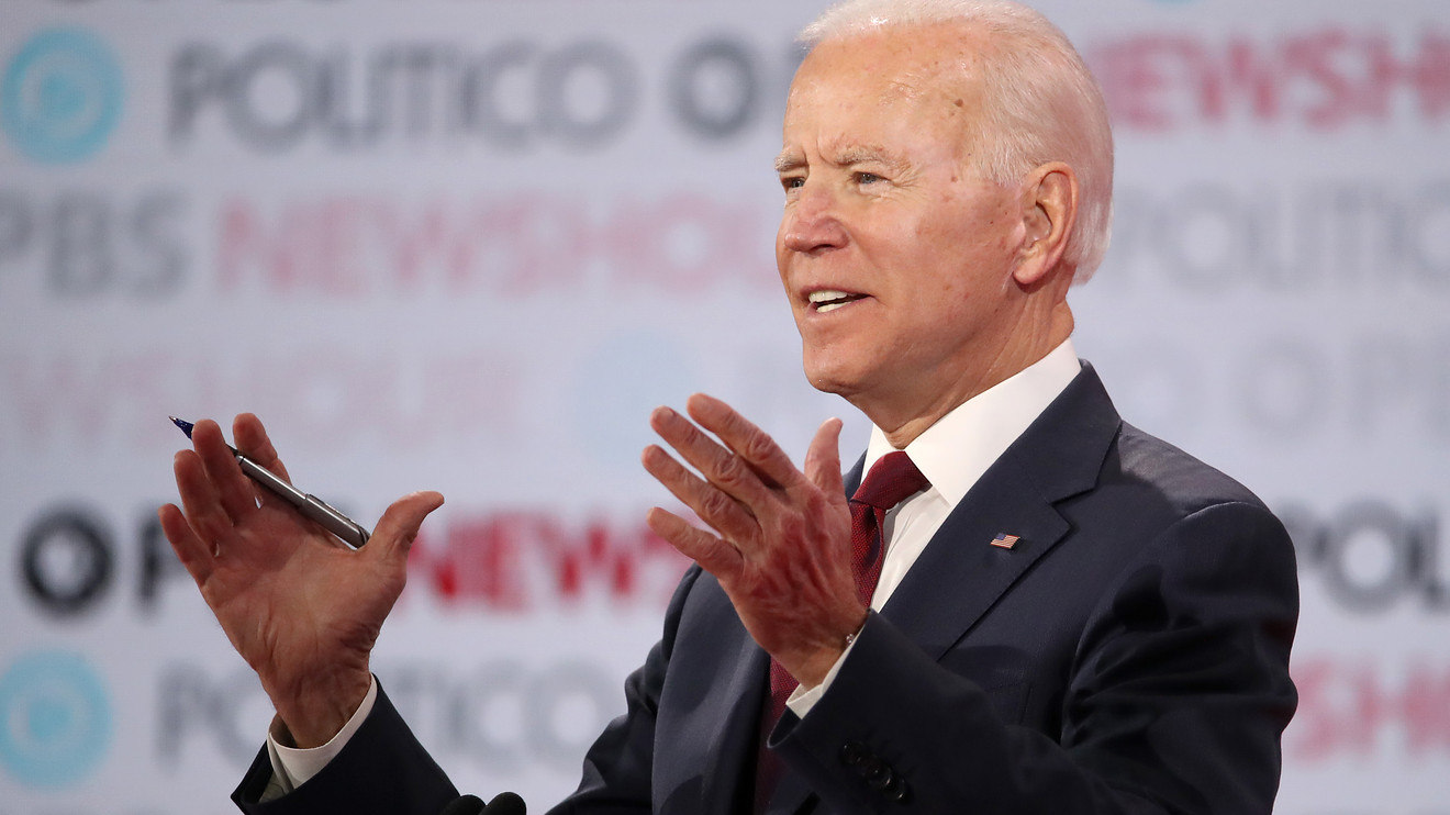 key-words:-joe-biden-won't-promise-he'll-seek-a-second-presidential-term:-'i'm-not-even-elected-to-one-term-yet'