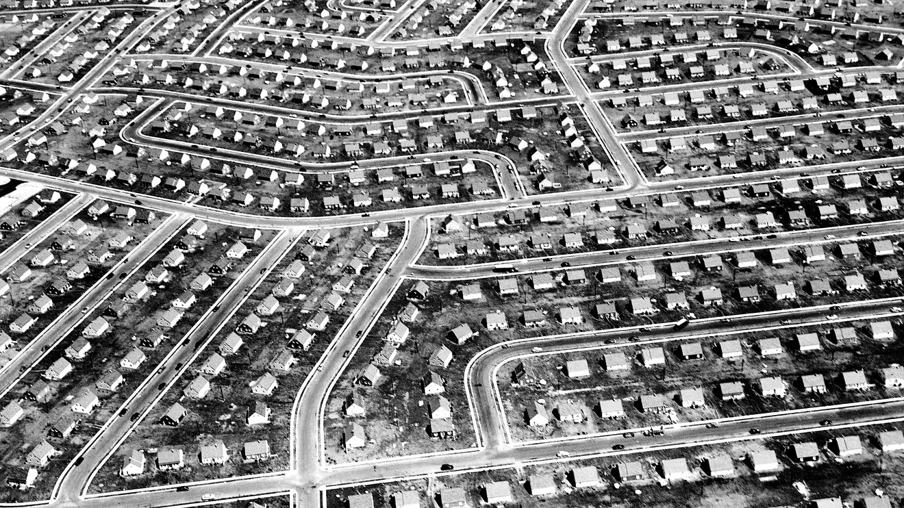 the-conversation:-america's-love-affair-with-the-single-family-house-is-slowly-cooling
