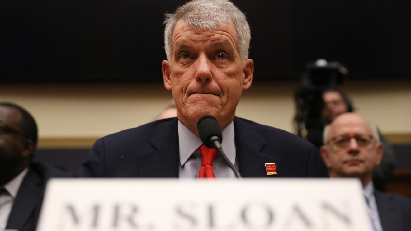 the-wall-street-journal:-wells-fargo-clawed-back-$15-million-in-pay-from-former-ceo-tim-sloan
