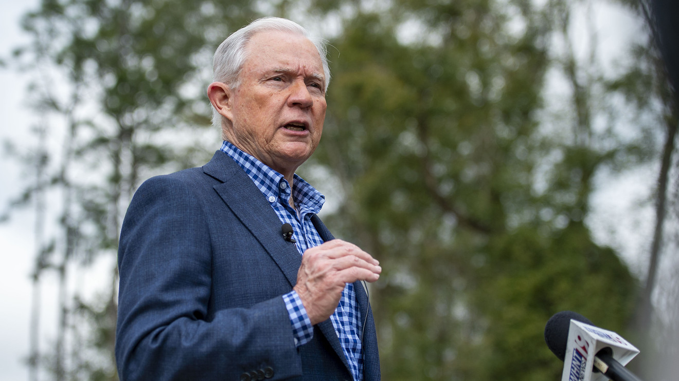 the-margin:-trump-reaffirms-endorsement-of-tuberville-in-alabama,-and-a-day-long-back-and-forth-with-sessions-ensues