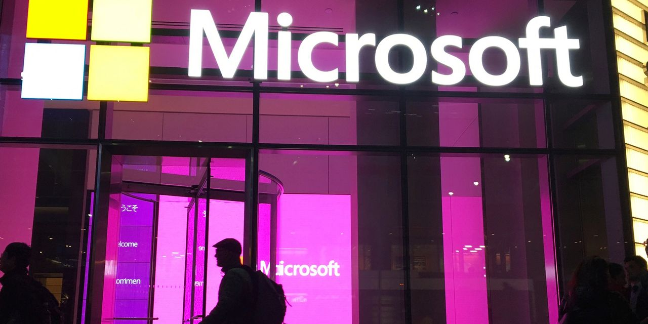earnings-results:-microsoft-hits-$40-billion-in-quarterly-sales-for-first-time,-reports-record-earnings