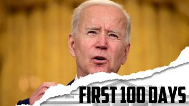capitol-report:-here's-where-biden-stands-on-key-goals-at-his-100-day-mark