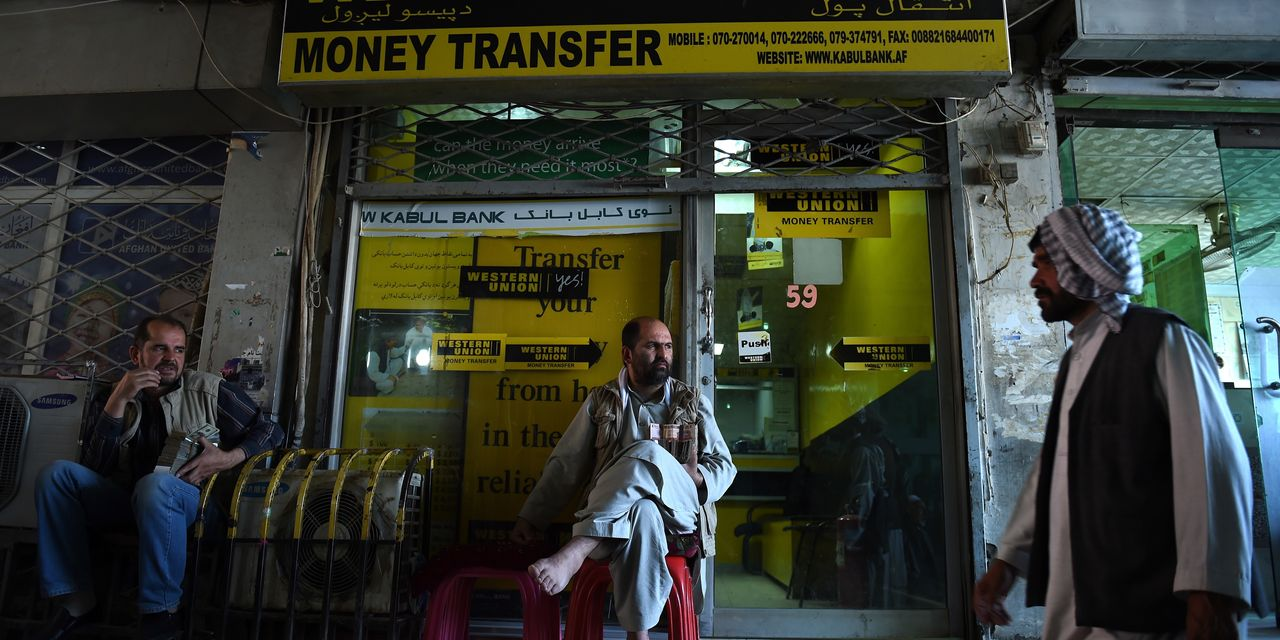 :-western-union-suspends-money-transfers-to-afghanistan,-cutting-off-'vital-channel'-of-financial-support