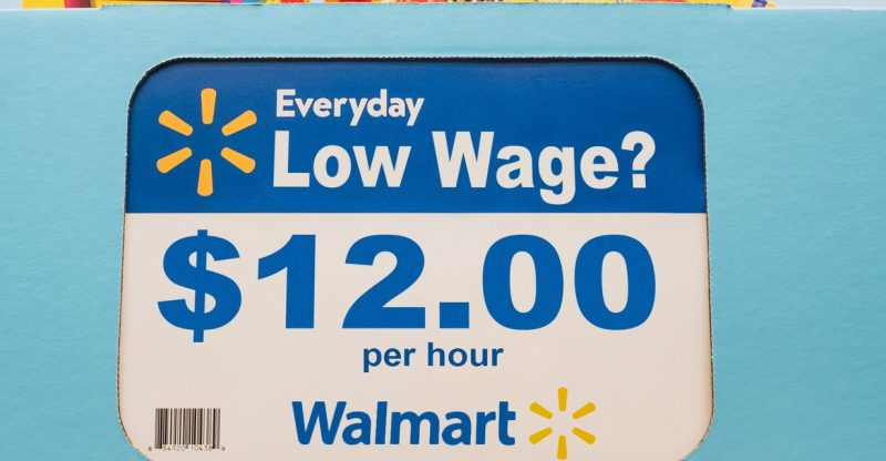 the-value-gap:-boosting-walmart-base-pay-by-$5-wouldn't-just-mean-livable-wages-—-it-could-help-workers-live-longer,-new-report-says