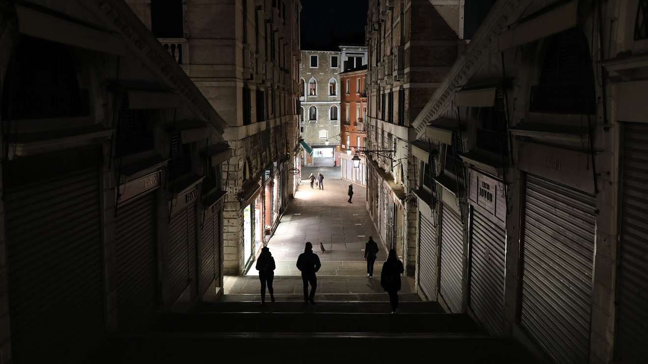 burdened-with-highest-rate-of-coronavirus-infections-in-europe,-italians-pull-together-during-nationwide-lockdown
