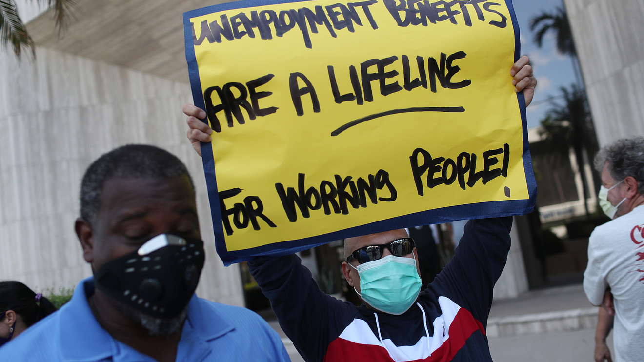 10-states-have-started-to-offer-$300-extra-in-unemployment-benefits-—-if-you-live-in-these-states,-you're-next-on-the-list