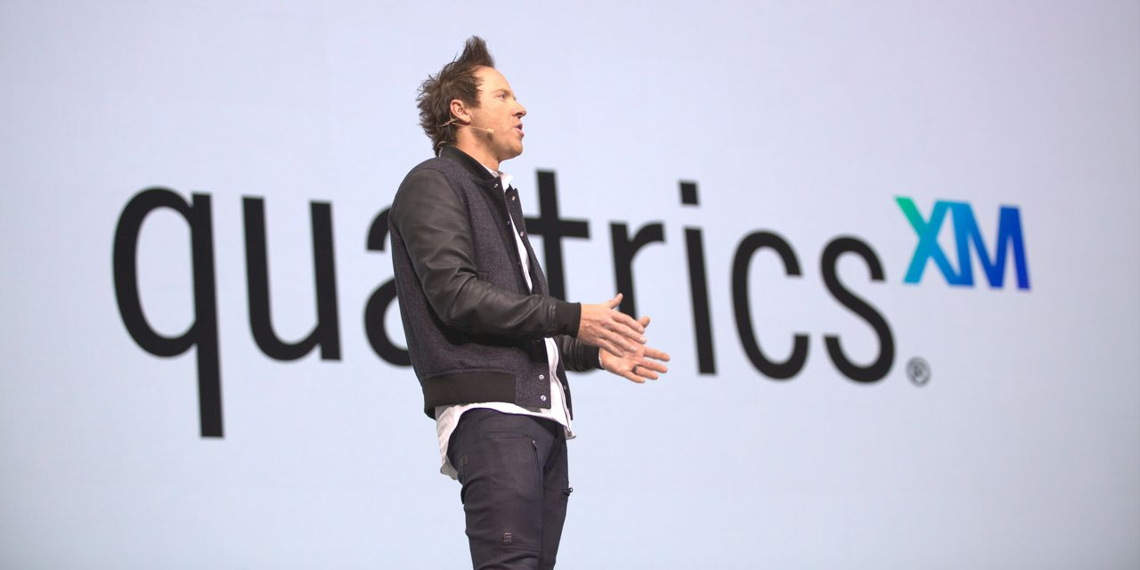 ipo-report:-qualtrics,-a-spinoff-of-sap,-pops-52%-in-public-debut