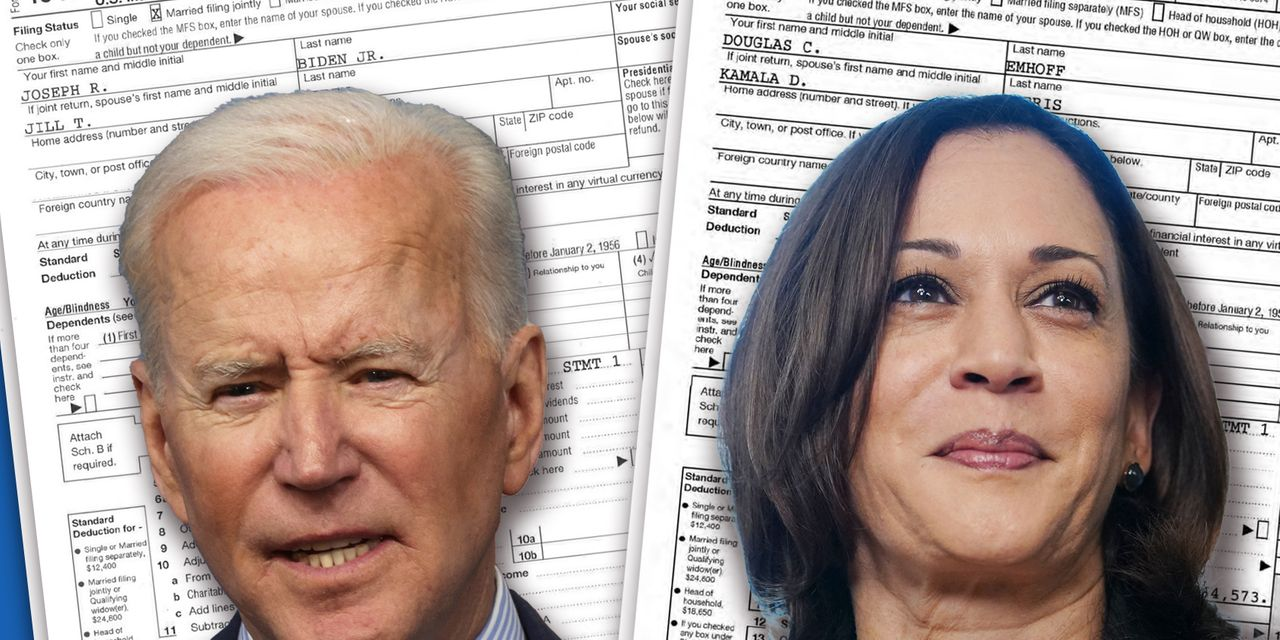 taxwatch:-how-much-income-tax-will-biden-and-harris-pay-under-their-proposed-hikes?