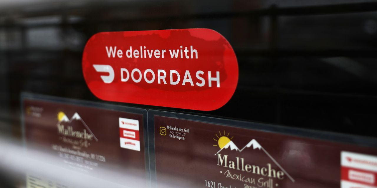 earnings-results:-doordash-reports-record-q2-sales-but-predicts-slowdown-in-orders